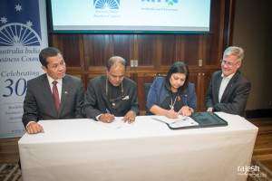 AITTC and AIBC MOU Signing !