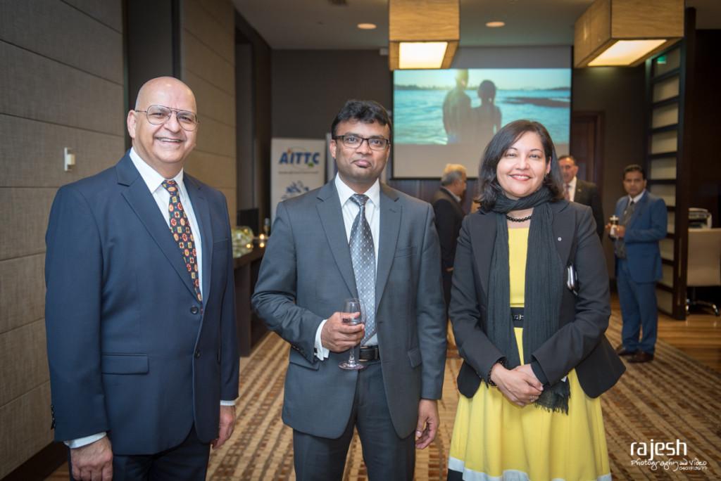 AITTC with Pallavi Sinha, AIBC NSW Vice President