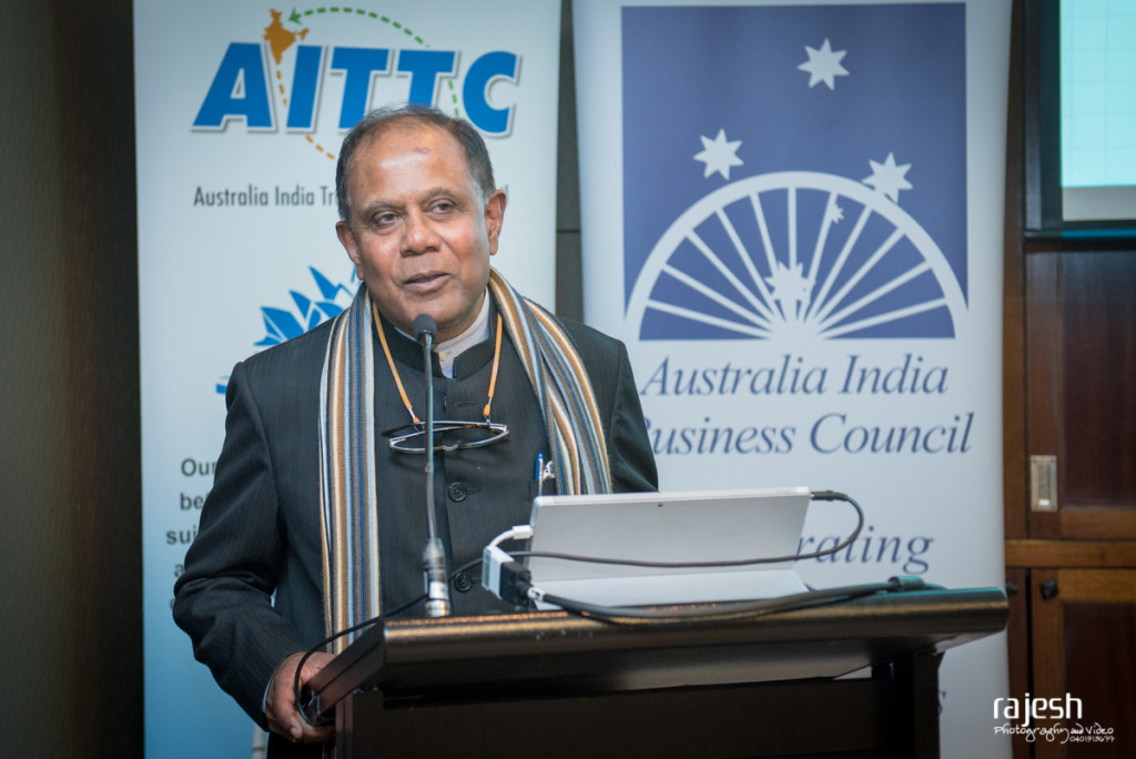 Sandip Hor, AITTC Chairman