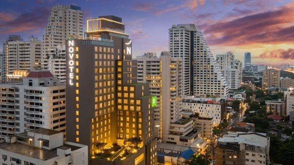 Accor Hotels Launches Dual Brand Novotel Ibis Styles In Downtown
